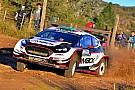 WRC WRC Argentinië: Evans aan de leiding na eerste dag
