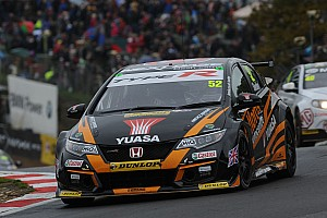 BTCC Breaking news Neal chasing 'plug and play' Shedden replacement
