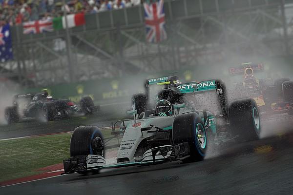 FORMULA 1 LİGİ Son dakika 2017 Meksika GP Sanal Turnuva: Canlı Yayın