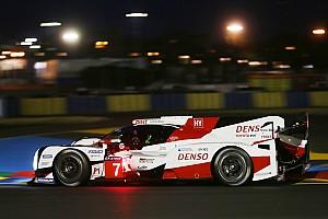 24 heures du Mans Résumé de qualifications Q1 - Kobayashi place Toyota en pole provisoire