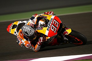 """MotoGP Entrevista Márquez: """"Los rivales al título son Rossi, Viñales y Pedrosa"""""""