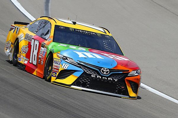 NASCAR Cup News Nach Pleitenstart: Kyle Busch in NASCAR-Saison 2017 wieder auf Kurs