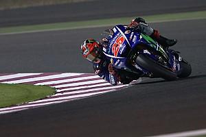 MotoGP Test Test Qatar, Day 3: Vinales fa ancora paura. Ducati ok, Rossi solo 11esimo