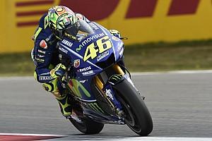 MotoGP Últimas notícias Rossi confirma novo chassi da Yamaha em Assen