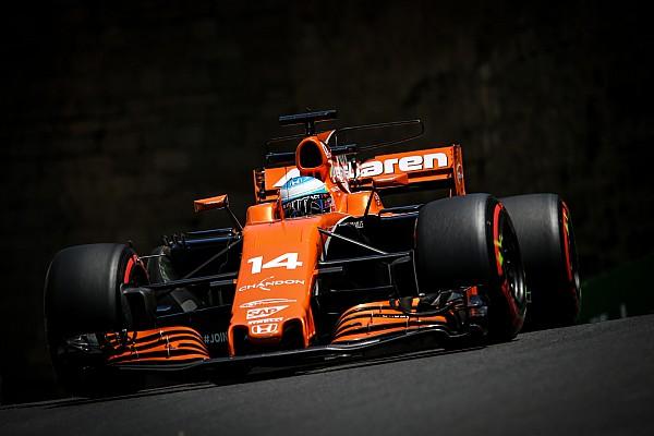Formule 1 Nieuws Honda testte 'Spec 3'-motor bij Alonso
