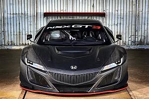 GT Breaking news Tim pabrikan Honda turunkan NSX di FIA GT Makau