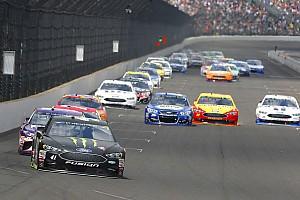 NASCAR Cup Самое интересное Видео от первого лица: завал в гонке NASCAR