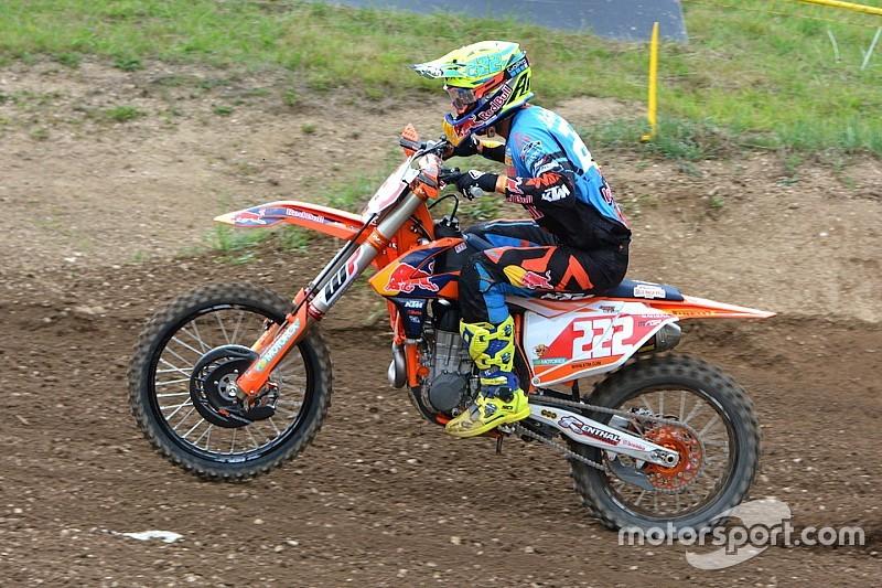 Antonio Cairoli fa sue le Qualifiche del GP di Repubblica Ceca
