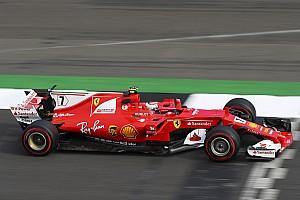 Formule 1 Réactions Räikkönen :