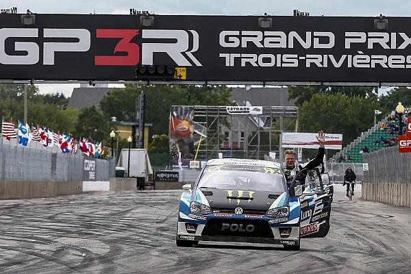 World Rallycross Yarış raporu Fransa WRX: Kristoffersson, Loeb'ü yenerek peş peşe dördüncü kez kazandı