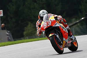 """MotoGP 速報ニュース 【MotoGP】マルケス、加速の""""弱点""""を克服「この速さを誇りに思う」"""