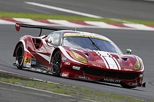 スーパーGT プレスリリース 【スーパーGT】50号車の新田「タイヤ内圧が想定より上がってしまった」