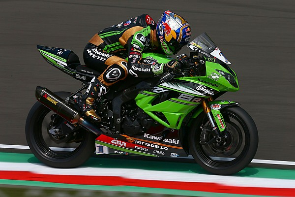 World SUPERBIKE Antrenman raporu Supersport İngiltere 3. antrenman: Kenan lider!