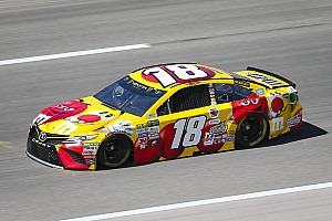 NASCAR Cup Reporte de la carrera Kyle Busch gana la etapa 1 en Kansas