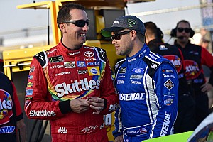 NASCAR Cup Breaking news Ricky Stenhouse Jr. calls out Kyle Busch for