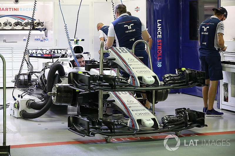 Williams confirma novo motor da Mercedes para GP da Malásia