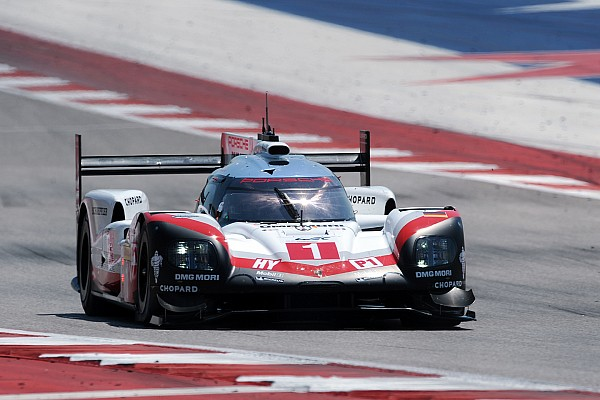 Porsche logra otro doblete en los segundos libres en Austin