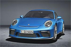 Automotive News Porsche stellt Touring-Paket für Modell 911 GT3 vor