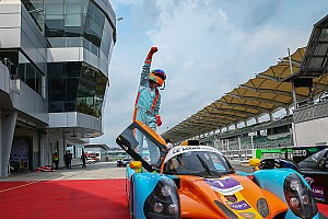 Asian Le Mans Race report Sprint Cup: Win Motorsport emerges victorious in Race 1