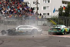 DTM News DTM-Saisonrückblick 2017: Heftiger Crash, hohe Sicherheit