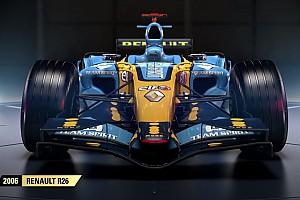 eSport BRÉKING Alonso világbajnok autója is bekerül az F1 2017-be