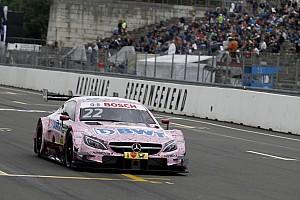 DTM Prove libere Norisring, Libere 3: Lucas Auer precede la flotta Audi
