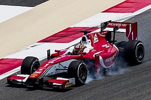 FIA F2 Отчет о квалификации Леклер завоевал поул в дебютной квалификации Ф2, Маркелов – 7-й