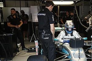 Forma-1 BRÉKING Bottas: a Ferrari jól vezethető és stabilnak tűnik