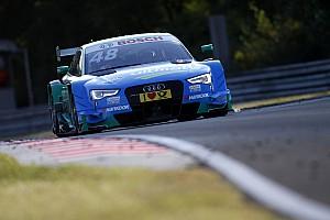 DTM Qualifying report Hungaroring DTM: Mortara beats Green, Audi locks out top eight