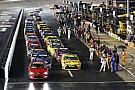 Regen bei NASCAR-Rennen in Bristol: Fortsetzung am Sonntag