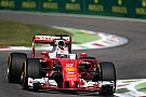 Феттель задоволений оновленнями двигуна Ferrari