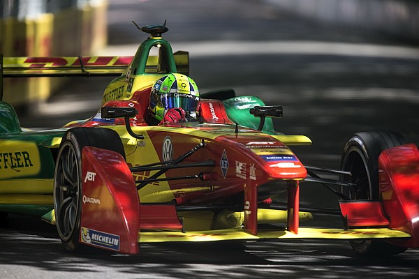 Formula E Di Grassi kepada Buemi: