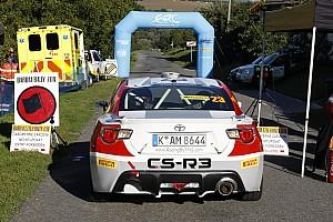 ERC Ultime notizie ACI Team Italia dà una Toyota GT86 CS-R3 a Bottarelli, Canzian e Pisani