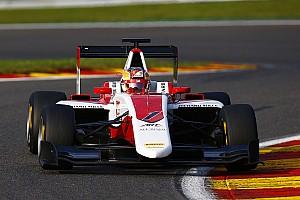 GP3 Qualifying report Spa GP3: Leclerc on pole, Albon makes critical error