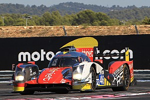 European Le Mans Qualifying report Paul Ricard ELMS: Beche takes pole for Thiriet by TDS