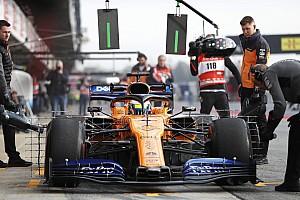 «Это совершенно другая машина». Норрис оценил прогресс McLaren за год