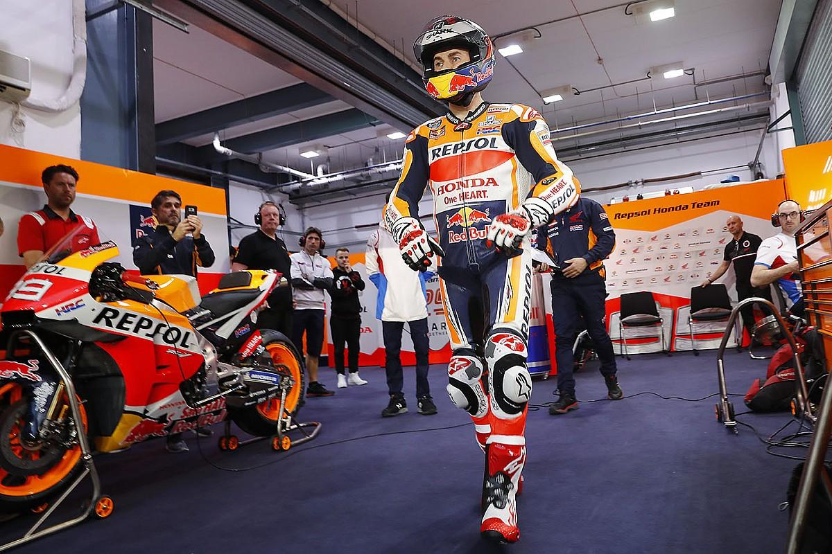 """Lorenzo: """"Puede que las primeras carreras sean difíciles, habrá que ser pacientes"""""""