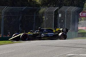 Renault: Ricciardo's debut