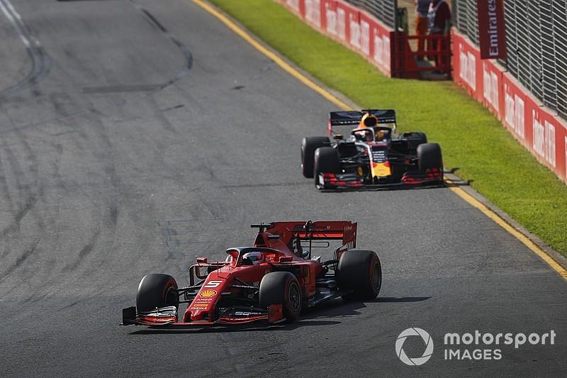 Відео: як Ферстаппен на Red Bull – Honda обігнав Феттеля