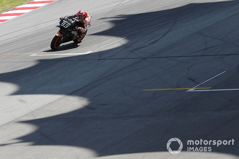 Marquez: Long runs with injury remain
