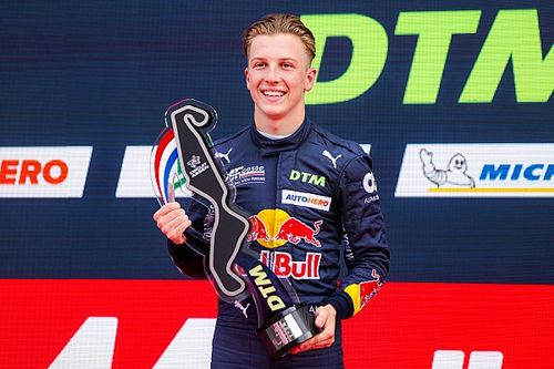 """DTM-revelatie Lawson nieuwe troef voor Red Bull? """"Gaat F1 zeker halen"""""""