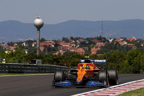 Norris: a Ferrari, de mi is lassabbak voltunk annál, mint amire számítottunk