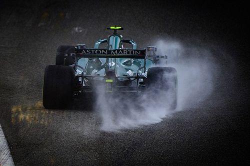 Weerbericht F1 Grand Prix van Rusland: Kleine kans op bui tijdens race