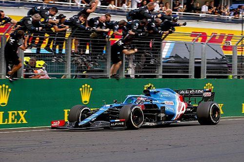Primera victoria de Ocon en F1; duelo salvaje Alonso-Hamilton en Hungría