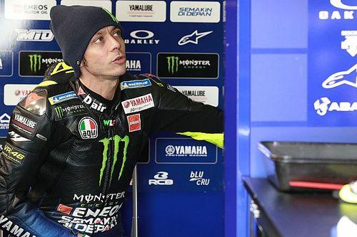 """Valentino Rossi: """"Voglio avere almeno una possibilità di vincere il Mondiale"""""""