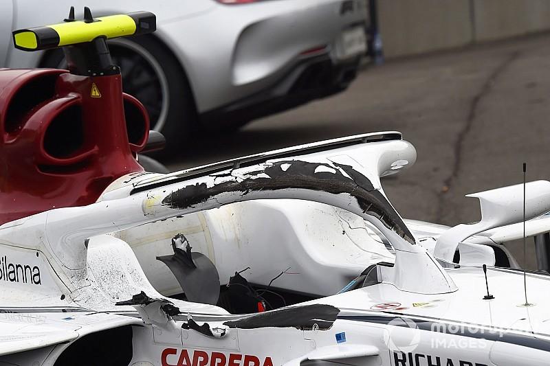 """FIA werkt aan nieuwe halo: """"Wellicht met beter uiterlijk"""""""