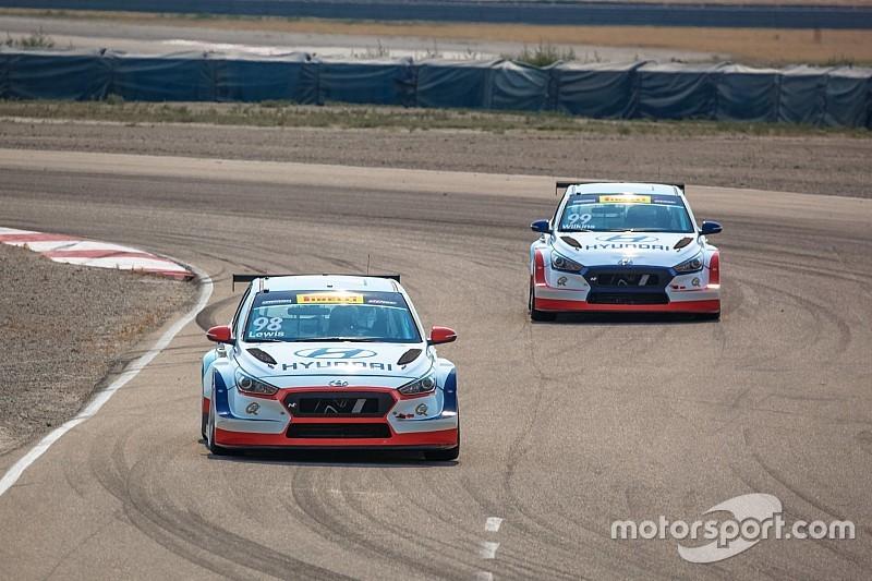 Lewis e Wilkins dominano anche Gara 2 a Grantsville con le Hyundai