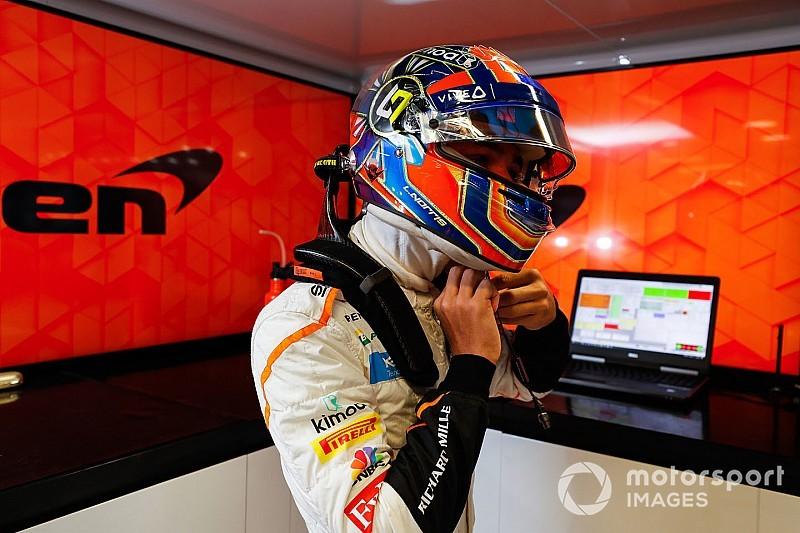 Норрис получил место в McLaren на сезон-2019