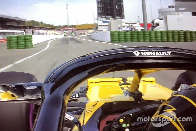 Posisi kamera onboard F1 akan diubah pada 2019