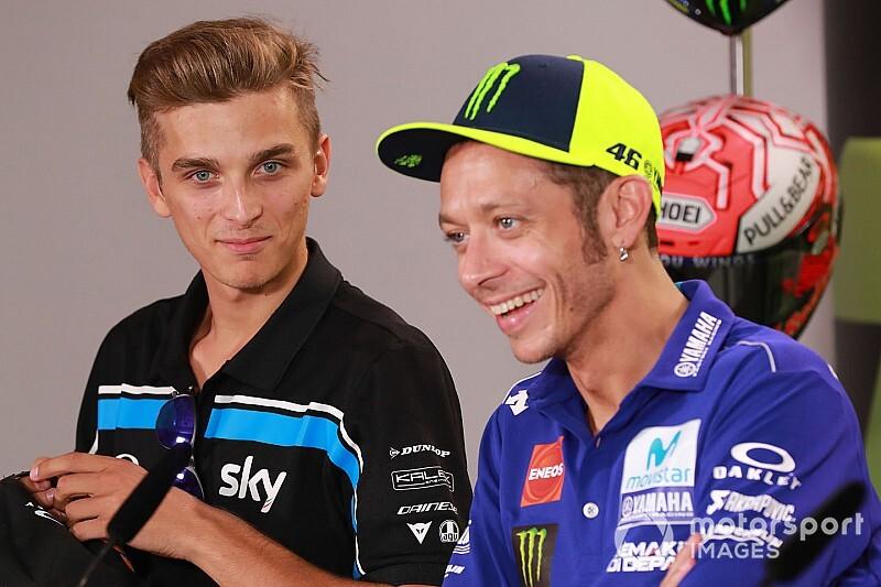 """""""キャリアを考えた昇格を""""、マリーニが語るMotoGPステップアップのタイミング"""